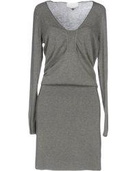 Peuterey - Short Dress - Lyst