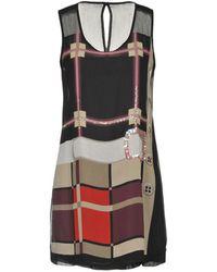 Lunatic - Short Dress - Lyst