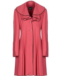 Boutique Moschino - Coat - Lyst