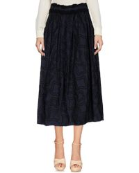 Jupe by Jackie - 3/4 Length Skirts - Lyst
