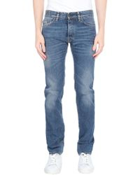 Mauro Grifoni - Denim Trousers - Lyst
