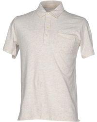 Billy Reid - Poloshirt - Lyst