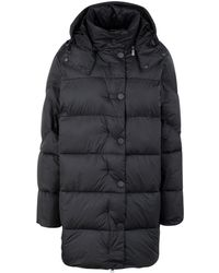 HUNTER - Synthetic Down Jacket - Lyst