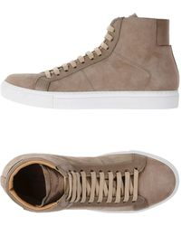 Low Brand - High-tops & Trainers - Lyst