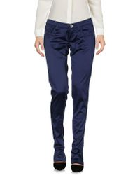 Miss Sixty - Casual Trouser - Lyst