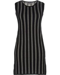 Trussardi - Short Dress - Lyst