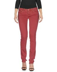 Nolita - Denim Pants - Lyst