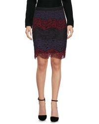 Brigitte Bardot - Knee Length Skirt - Lyst