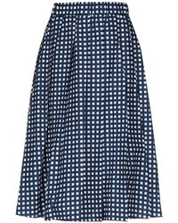 MICHAEL Michael Kors - 3/4 Length Skirt - Lyst