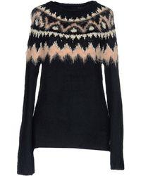 Vero Moda - Albany Women's Sweater In Blue - Lyst