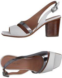 ALTIEBASSI - Sandals - Lyst