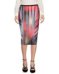 Elie Tahari - Knee Length Skirt - Lyst