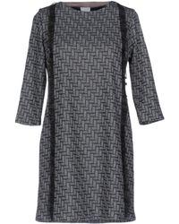 Pf Paola Frani - Short Dress - Lyst