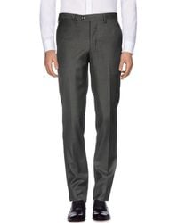Mp Massimo Piombo - Casual Trouser - Lyst