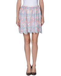 Manoush - Mini Skirt - Lyst