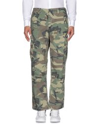 Stussy - Casual Pants - Lyst