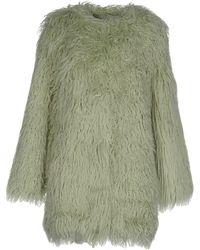 Silvian Heach - Faux Fur - Lyst