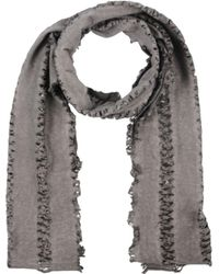 Gazzarrini - Oblong Scarves - Lyst