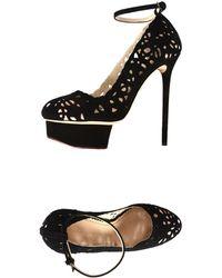 Charlotte Olympia - Zapatos de salón - Lyst