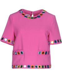 Moschino - Blouses - Lyst