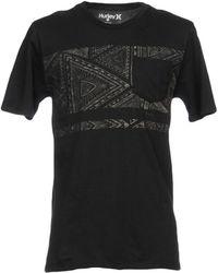 Hurley - T-shirt - Lyst