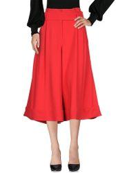 ROKSANDA - 3/4-length Trousers - Lyst