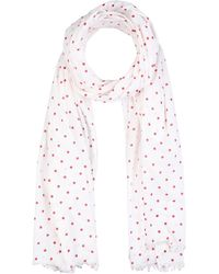 Étoile Isabel Marant Scarf in Blue - Lyst