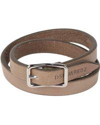 DSquared² Bracelet - Gris