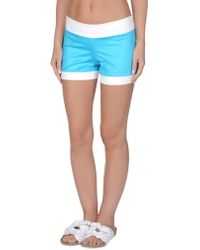 Twin Set - Beach Shorts And Trousers - Lyst