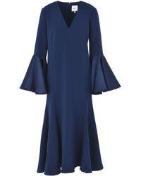 Edit - 3/4 Length Dresses - Lyst