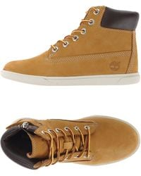 Timberland - High-tops & Trainers - Lyst
