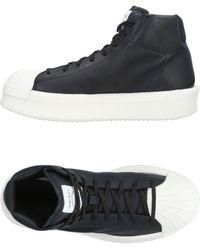 High 3 Sneaker Schwarz Saikou Wildleder Y Neopren In Streifen TK3Fl1cJ