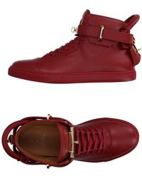 Buscemi - High-tops & Sneakers - Lyst