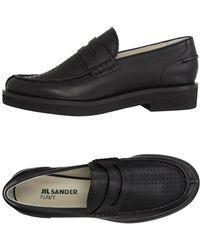 Jil Sander Navy   Loafer   Lyst