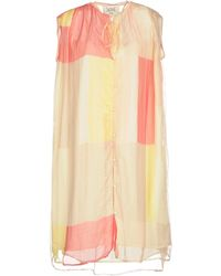 Swildens - Short Dress - Lyst