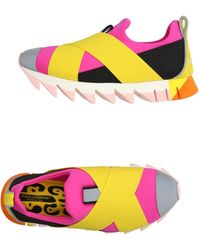 Dolce & Gabbana - Sneakers & Tennis shoes basse - Lyst
