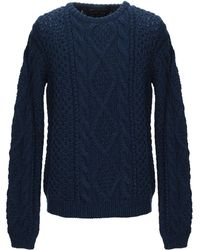 Marc By Marc Jacobs Sweater - Blue