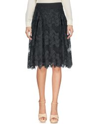 Belair - Knee Length Skirt - Lyst