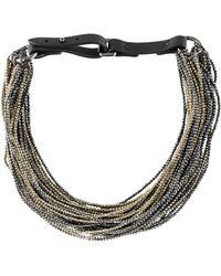 Brunello Cucinelli - Necklaces - Lyst