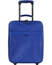 Versace - Wheeled Luggage - Lyst