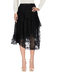 Simone Rocha - 3/4 Length Skirts - Lyst