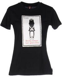 Emily The Strange   T-shirt   Lyst