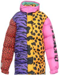 Jeremy Scott for adidas - Synthetic Down Jackets - Lyst