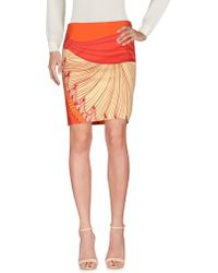 Roberta Di Camerino - Knee Length Skirt - Lyst