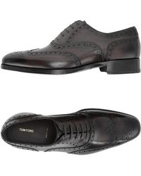 Tom Ford - Lace-up Shoe - Lyst