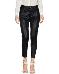 FRAME - Casual Trousers - Lyst
