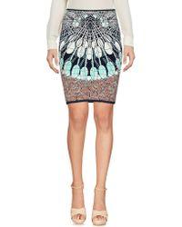 BCBGMAXAZRIA - Knee Length Skirts - Lyst