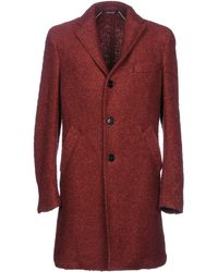 Tombolini - Coat - Lyst