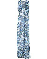 Daniela Fargion - Long Dress - Lyst
