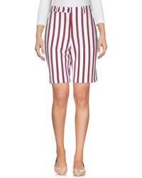 Silvian Heach - Bermuda Shorts - Lyst